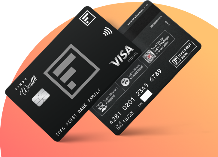 Wealth Credit Card