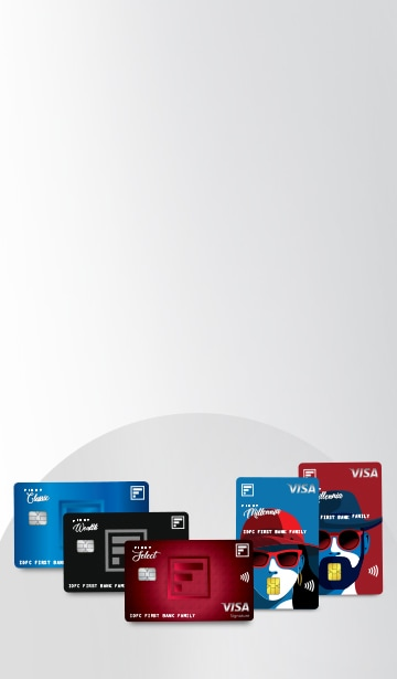 IDFC FIRST Bank Credit Cards